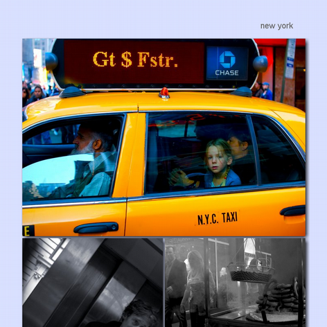 Tabblo: new york